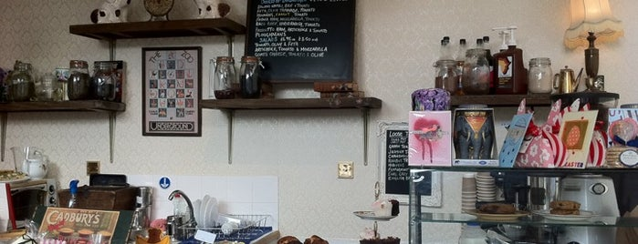 Cafe Vintage is one of London.