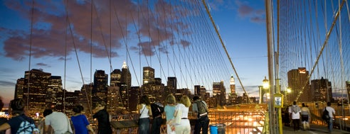 Brooklyn Bridge is one of Winter Break To Do!.