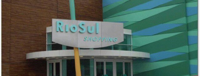 RioSul Shopping is one of Top picks for Malls.