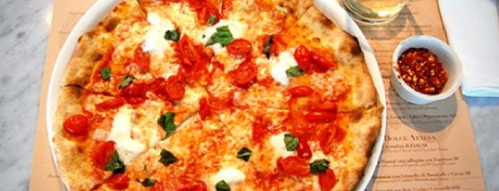 Pizzeria Il Fico is one of Los Angeles' Pizza Revolution!.