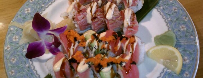Mura Japanese Restaurant is one of Must-Visit Sushi Restaurants in RDU.