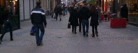 Hoogstraat is one of Antwerp Gems #4sqCities.