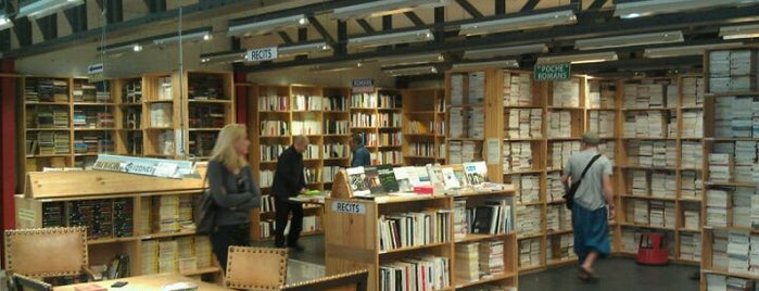 Pêle-Mêle is one of Brussels' Best Bookstores.