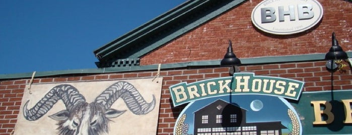 BrickHouse Brewery & Restaurant is one of Long Island.
