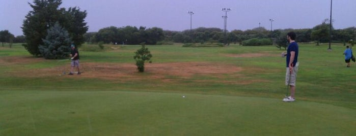Riis Park Pitch N Putt is one of Golf Course & Driving range arround NYC.