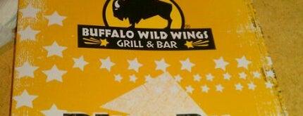 Buffalo Wild Wings is one of Cheap Wings All Week!.