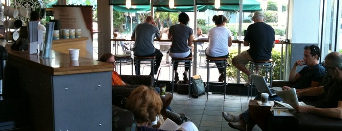 Starbucks is one of The 15 Best Places for People Watching in Miami Beach.