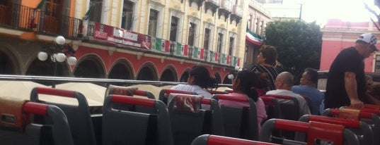 Turibus is one of Puebla #4sqCities.