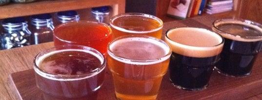 Beer Table is one of Draft Mag's Top 100 Beer Bars (2012).