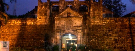 Fort San Pedro is one of The Best of Cebu City 2012.