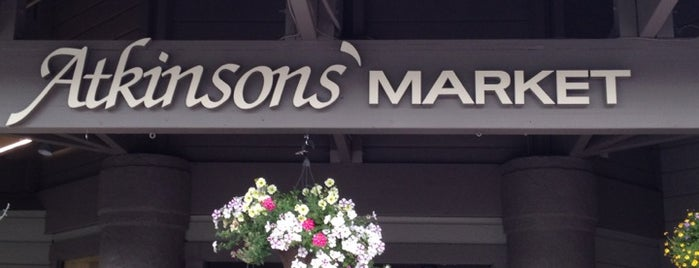 Atkinsons' Market is one of 5B.
