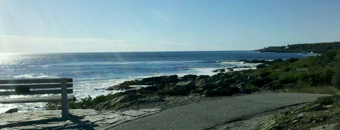 Marginal Way Walk is one of New Hampshire Adventure.