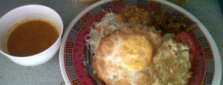 Nasi uduk ciseke is one of Foodplace @ Jatinangor.