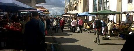 Riga Central Market is one of Unveil Riga : Atklāj Rīgu : Открой Ригу.