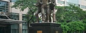 Ninoy Aquino Monument is one of Manila.