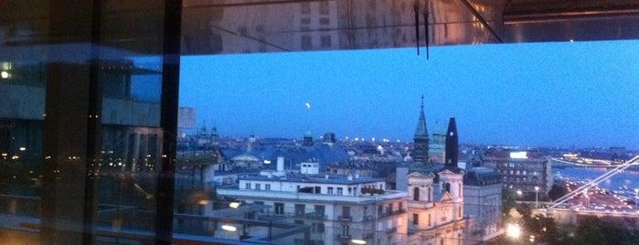World Class Marriott is one of Budapesti egészséges helyek.