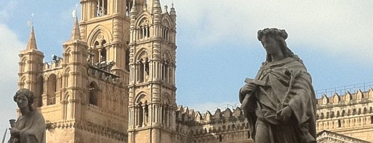 Cattedrale di Palermo is one of Sicily: The most beautiful places to see and enjoy.