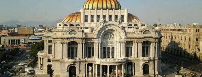 Palacio de Bellas Artes is one of Distrito Federal - Foro Consultivo 2011.
