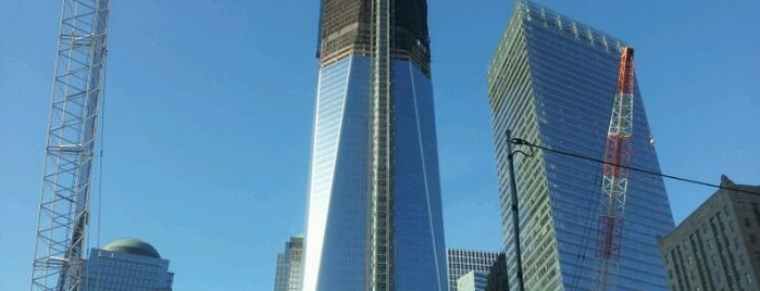 One World Trade Center is one of Buildings.