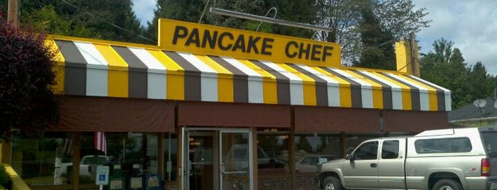 Pancake Chef is one of Places to eat.
