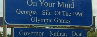Georgia/Tennessee State Line is one of Random.
