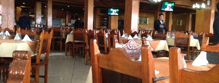 Restaurant El Tiuna is one of Restaurantes Venezuela.