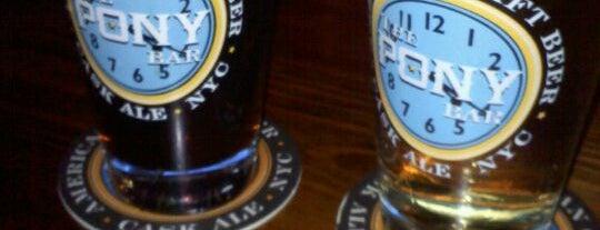 NYC Beer Bars