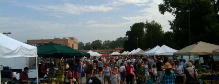 Broad Ripple Farmers Market is one of Exploring Indy #4sqCities #VisitUS.