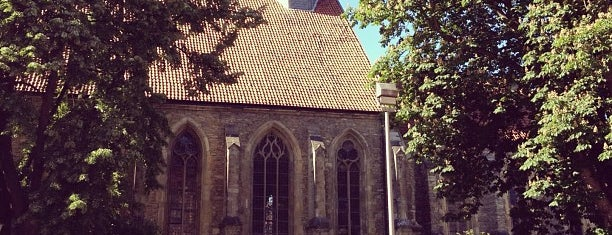 Apostelkirche is one of Münster - must visit.