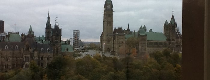 Fairmont Château Laurier is one of Best of World Edition part 3.