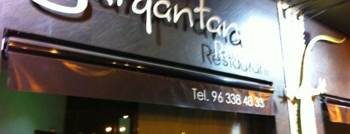 Sargantana is one of Spanish Restaurants in Valencia.