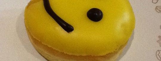Dunkin' Donuts is one of dekaaaaaat.