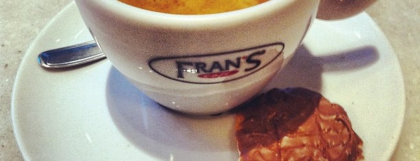 Fran's Café is one of Senhas WiFi Sorocaba/SP.