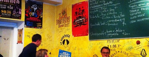 Il Ritrovo is one of Berlin Friedrichshain favs.