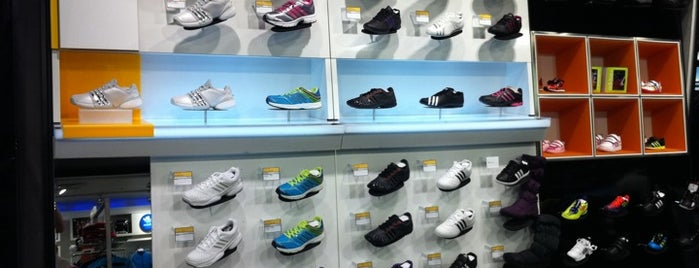 adidas is one of Shops.