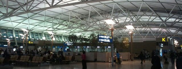 Flughafen Incheon (ICN) is one of World Airports.