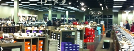 DSW Designer Shoe Warehouse is one of * Gr8 Dallas Shopping (non-grocery).