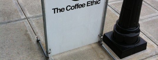 The Coffee Ethic is one of Favorite Food.