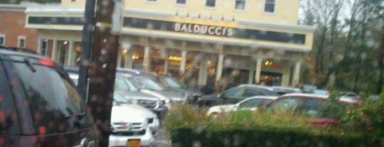 Balducci's Food Lover's Market is one of Stores that carry our chocolate sauces!.