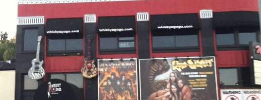 Whisky a Go Go is one of Guide to West Hollywood's best spots.