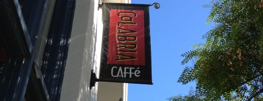 Caffé Calabria is one of San diego CA 🌴.