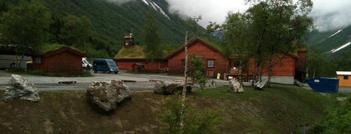 Trollstigen Camping & Gjestegård is one of Northland.