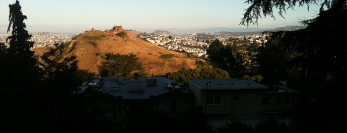 Buena Vista Park is one of Must-visit Parks in San Francisco.