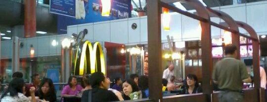 "McDonald's is one of Ney's ""Dine-Eat-Hangout"" - Food & Beverages."