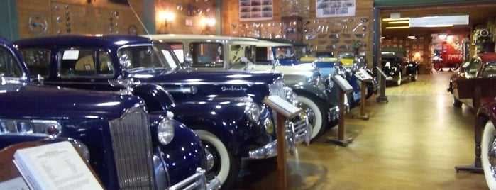 Antique Car Museum is one of Local Favorites in Fort Lauderdale #VisitUS.