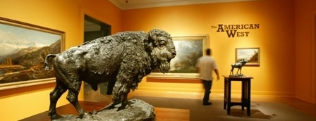 Gilcrease Museum is one of Green Country Getaway, Let's Go!.