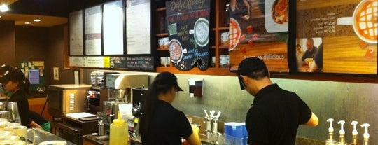 Starbucks is one of miri.