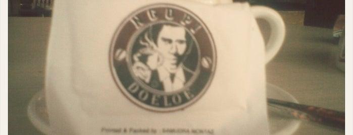 Ngopi Doeloe is one of Best Coffee Shop.