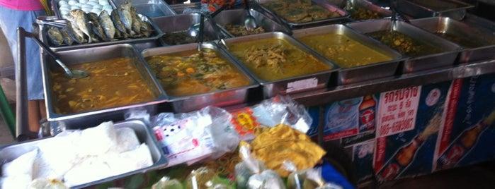 Night Market is one of Krabi.