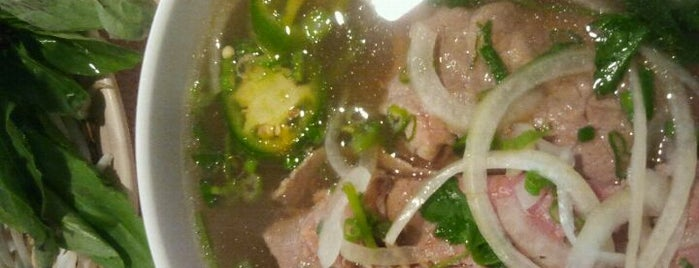 Pho Hoa is one of Must-visit Vietnamese Restaurants in San Diego.